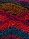 Fiber Content 90% Acrylic, 10% Polyamide, Turquoise, Tomato Red, Brand Ice Yarns, Green, Fuchsia, Yarn Thickness 4 Medium  Worsted, Afghan, Aran, fnt2-42760