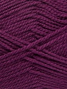 Fiber Content 100% Acrylic, Maroon, Brand Ice Yarns, Yarn Thickness 2 Fine  Sport, Baby, fnt2-42872