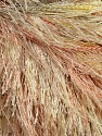 Fiber Content 100% Polyester, Yellow, Light Salmon, Brand Ice Yarns, Beige, Yarn Thickness 5 Bulky  Chunky, Craft, Rug, fnt2-42902