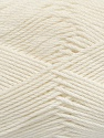 Fiber Content 50% Viscose, 50% Bamboo, Light Cream, Brand Ice Yarns, Yarn Thickness 2 Fine  Sport, Baby, fnt2-43033