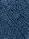 Fiber Content 100% Recycled Cotton, Jeans Blue, Brand Ice Yarns, Yarn Thickness 6 SuperBulky  Bulky, Roving, fnt2-43082