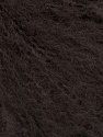 Knitted as 4 ply Fiber Content 40% Polyamide, 30% Kid Mohair, 30% Acrylic, Brand Ice Yarns, Dark Brown, Yarn Thickness 1 SuperFine  Sock, Fingering, Baby, fnt2-43290