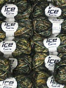 Custom Blend Yarns  Brand Ice Yarns, fnt2-43301