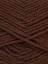 Fiber Content 70% Acrylic, 30% Wool, Brand Ice Yarns, Brown, Yarn Thickness 2 Fine  Sport, Baby, fnt2-43363