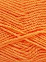 Fiber Content 70% Acrylic, 30% Wool, Light Orange, Brand Ice Yarns, Yarn Thickness 2 Fine  Sport, Baby, fnt2-43386