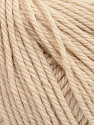 Machine washable pure merino wool. Lay flat to dry Fiber Content 100% Superwash Merino Wool, Brand Ice Yarns, Beige, Yarn Thickness 5 Bulky  Chunky, Craft, Rug, fnt2-43412