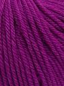 Machine washable pure merino wool. Lay flat to dry Fiber Content 100% Superwash Merino Wool, Purple, Brand Ice Yarns, Yarn Thickness 5 Bulky  Chunky, Craft, Rug, fnt2-43413