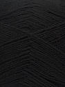 Machine washable. Lay flat to dry Fiber Content 70% Superwash Virgin Wool, 30% Acrylic, Brand Ice Yarns, Black, Yarn Thickness 2 Fine  Sport, Baby, fnt2-43438