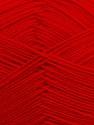 Machine washable. Lay flat to dry Fiber Content 70% Superwash Virgin Wool, 30% Acrylic, Red, Brand Ice Yarns, Yarn Thickness 2 Fine  Sport, Baby, fnt2-43452