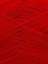 Machine washable. Lay flat to dry Fiber Content 70% Superwash Virgin Wool, 30% Acrylic, Red, Brand Ice Yarns, Yarn Thickness 2 Fine  Sport, Baby, fnt2-43453