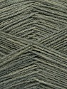 Machine washable. Lay flat to dry Fiber Content 70% Superwash Virgin Wool, 30% Acrylic, Khaki Melange, Brand Ice Yarns, Yarn Thickness 2 Fine  Sport, Baby, fnt2-43461