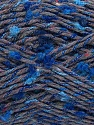 Fiber Content 94% Acrylic, 6% Polyester, Brand Ice Yarns, Camel, Blue Shades, fnt2-43513