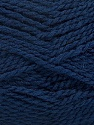Fiber Content 60% Virgin Wool, 40% Acrylic, Navy, Brand Ice Yarns, Yarn Thickness 2 Fine  Sport, Baby, fnt2-43533