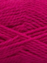 Fiber Content 60% Virgin Wool, 40% Acrylic, Brand Ice Yarns, Fuchsia, Yarn Thickness 2 Fine  Sport, Baby, fnt2-43542