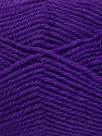 Machine washable. Lay flat to dry Fiber Content 80% Superwash Virgin Wool, 20% Acrylic, Purple, Brand Ice Yarns, Yarn Thickness 3 Light  DK, Light, Worsted, fnt2-43683