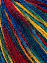 Fiber Content 100% Acrylic, Yellow, Red, Brand Ice Yarns, Blue, Yarn Thickness 2 Fine  Sport, Baby, fnt2-43710
