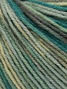 Fiber Content 100% Acrylic, Yellow, Turquoise, Light Blue, Brand Ice Yarns, Grey, Yarn Thickness 2 Fine  Sport, Baby, fnt2-43713