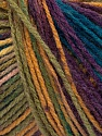 Fiber Content 100% Acrylic, Purple, Orange, Khaki, Brand Ice Yarns, Blue, Yarn Thickness 2 Fine  Sport, Baby, fnt2-43717