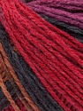 Fiber Content 100% Acrylic, Red, Purple, Brand Ice Yarns, Dark Grey, Brown, Yarn Thickness 2 Fine  Sport, Baby, fnt2-43718