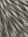 Fiber Content 50% Virgin Wool, 40% Alpaca, 10% Acrylic, Brand Ice Yarns, Grey Shades, Yarn Thickness 5 Bulky  Chunky, Craft, Rug, fnt2-43723