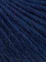 Fiber Content 50% Virgin Wool, 40% Alpaca, 10% Acrylic, Navy, Brand Ice Yarns, Yarn Thickness 5 Bulky  Chunky, Craft, Rug, fnt2-43729