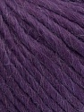 Fiber Content 50% Virgin Wool, 40% Alpaca, 10% Acrylic, Purple, Brand Ice Yarns, Yarn Thickness 5 Bulky  Chunky, Craft, Rug, fnt2-43740