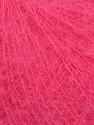 Fiber Content 70% Kid Mohair, 30% Polyamide, Pink, Brand Ice Yarns, fnt2-43778
