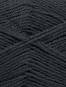Machine washable. Lay flat to dry Fiber Content 60% Superwash Virgin Wool, 40% Acrylic, Brand Ice Yarns, Dark Grey, fnt2-43782