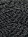 Machine washable. Lay flat to dry Fiber Content 60% Superwash Virgin Wool, 40% Acrylic, Brand Ice Yarns, Dark Grey Melange, fnt2-43783