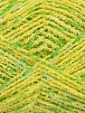 Fiber Content 80% Cotton, 20% Polyamide, Yellow, Brand Ice Yarns, fnt2-43822