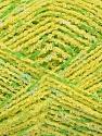 Fiber Content 80% Cotton, 20% Polyamide, Yellow, Brand Ice Yarns, fnt2-43822