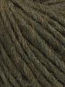 Fiber Content 50% Merino Wool, 25% Alpaca, 25% Acrylic, Brand Ice Yarns, Dark Khaki Melange, fnt2-43829