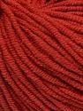Fiber Content 50% Acrylic, 50% Cotton, Marsala Red, Brand Ice Yarns, fnt2-43833