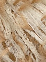Fiber Content 46% Extrafine Merino Wool, 42% SuperKid Mohair, 12% Polyamide, Brand Ice Yarns, Cream, Camel, fnt2-44047
