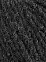 Fiber Content 80% Acrylic, 20% Wool, Brand Ice Yarns, Dark Grey, fnt2-44796