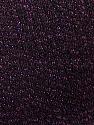 Fiber Content 52% Metallic Lurex, 48% Polyester, Purple, Brand Ice Yarns, fnt2-44804