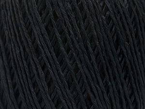 Fiber Content 100% Viscose, Brand ICE, Dark Navy, Yarn Thickness 3 Light  DK, Light, Worsted, fnt2-49540