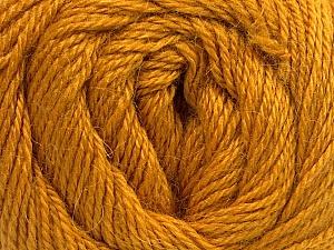 Fiber Content 45% Alpaca, 30% Polyamide, 25% Wool, Brand Ice Yarns, Gold, Yarn Thickness 2 Fine  Sport, Baby, fnt2-51594