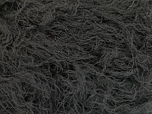 Fiber Content 50% Polyester, 50% Polyamide, Brand ICE, Dark Grey, Yarn Thickness 4 Medium  Worsted, Afghan, Aran, fnt2-51894