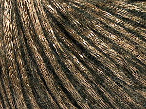 Fiber Content 70% Polyamide, 19% Merino Wool, 11% Acrylic, Brand ICE, Dark Brown, Bronze, Yarn Thickness 4 Medium  Worsted, Afghan, Aran, fnt2-52021