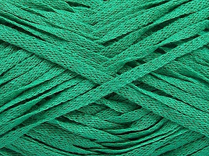 Fiber Content 100% Acrylic, Brand ICE, Emerald Green, Yarn Thickness 3 Light  DK, Light, Worsted, fnt2-55725
