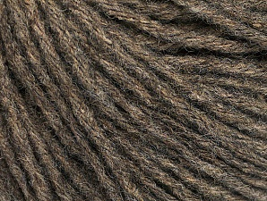 Fiber Content 50% Wool, 50% Acrylic, Brand ICE, Camel, Yarn Thickness 4 Medium  Worsted, Afghan, Aran, fnt2-58522