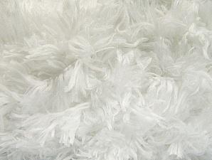 Fiber Content 100% Micro Fiber, White, Brand ICE, Yarn Thickness 6 SuperBulky  Bulky, Roving, fnt2-58804