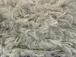 Fiber Content 100% Micro Fiber, Light Grey, Brand ICE, Yarn Thickness 6 SuperBulky  Bulky, Roving, fnt2-59721