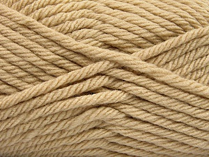Fiber Content 100% Acrylic, Brand ICE, Cafe Latte, Yarn Thickness 6 SuperBulky  Bulky, Roving, fnt2-59735