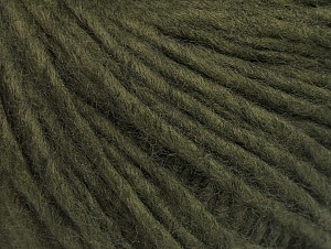Fiber Content 100% Acrylic, Khaki, Brand ICE, Yarn Thickness 4 Medium  Worsted, Afghan, Aran, fnt2-60227
