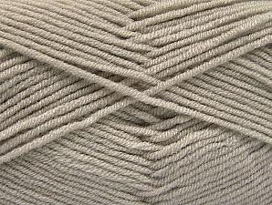 Fiber Content 100% Acrylic, Brand ICE, Beige, Yarn Thickness 4 Medium  Worsted, Afghan, Aran, fnt2-61279