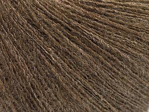 Fiber Content 50% Wool, 50% Acrylic, Brand ICE, Brown, fnt2-61771