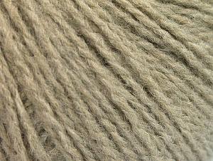 Fiber Content 50% Wool, 50% Acrylic, Light Beige, Brand ICE, fnt2-62310
