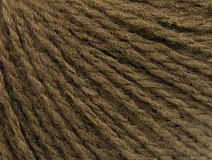 Fiber Content 50% Wool, 50% Acrylic, Khaki, Brand ICE, fnt2-62511